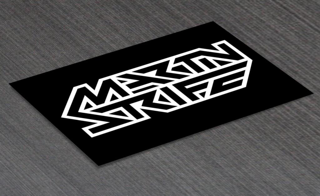 Logo ontwerp Martin Strife