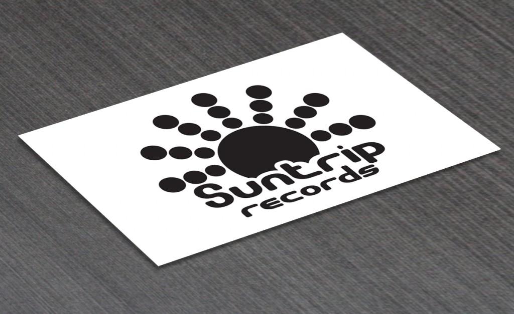 Logo Suntrip Records
