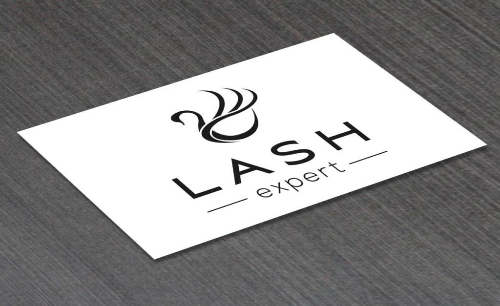 Logo Ontwerp Lash Expert