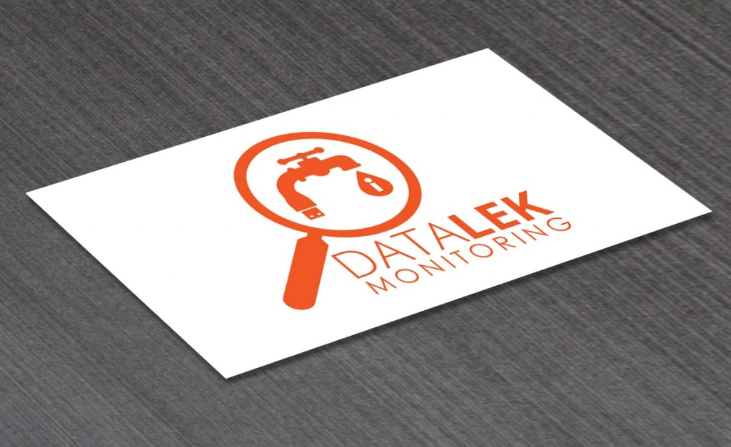 Logo ontwerp Datalek monitoring