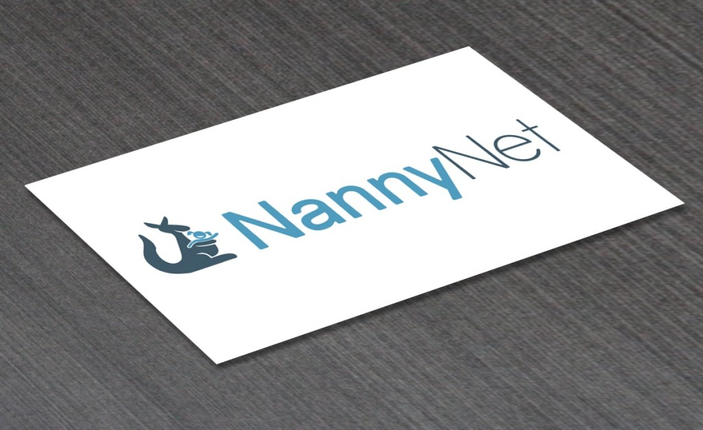 Logo ontwerp NannyNet