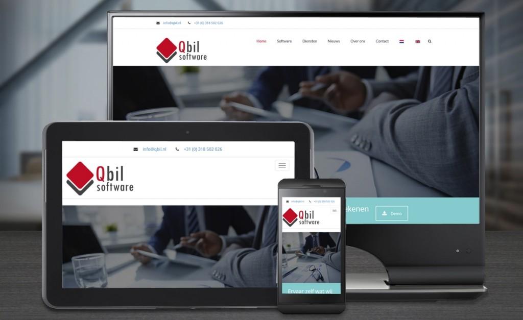 Webdesign Qbil