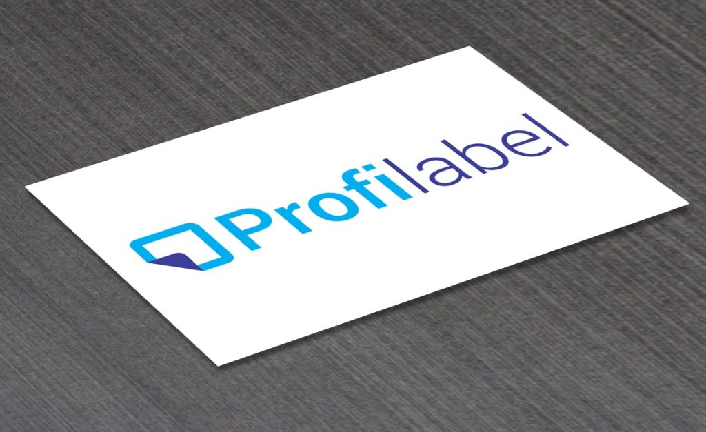 Logo ontwerp Profilabel