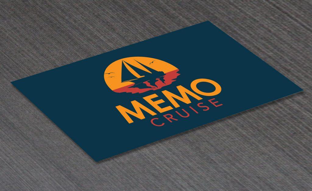 Logo ontwerp Memo Cruise