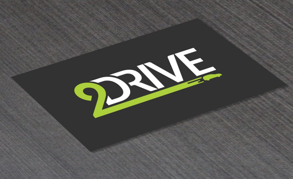 Logo ontwerp 2-Drive