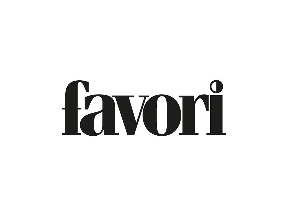 Logo ontwerp Favori