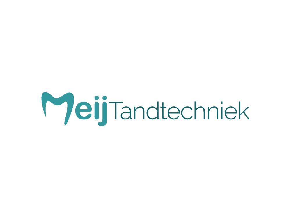 Logo ontwerp Meij Tandtechniek
