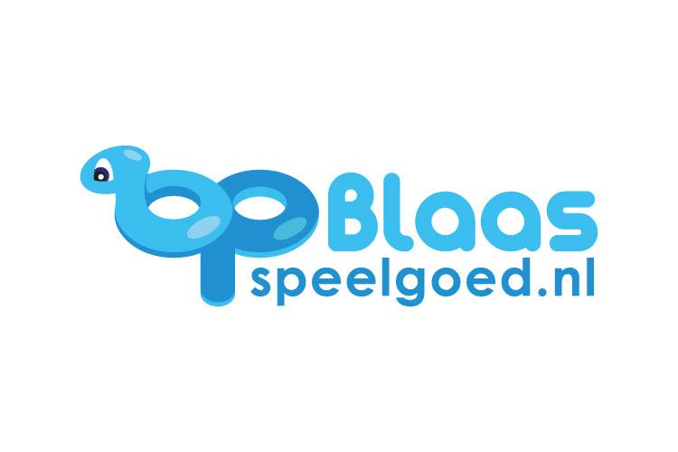 Logo Ontwerp Opblaas Speelgoed