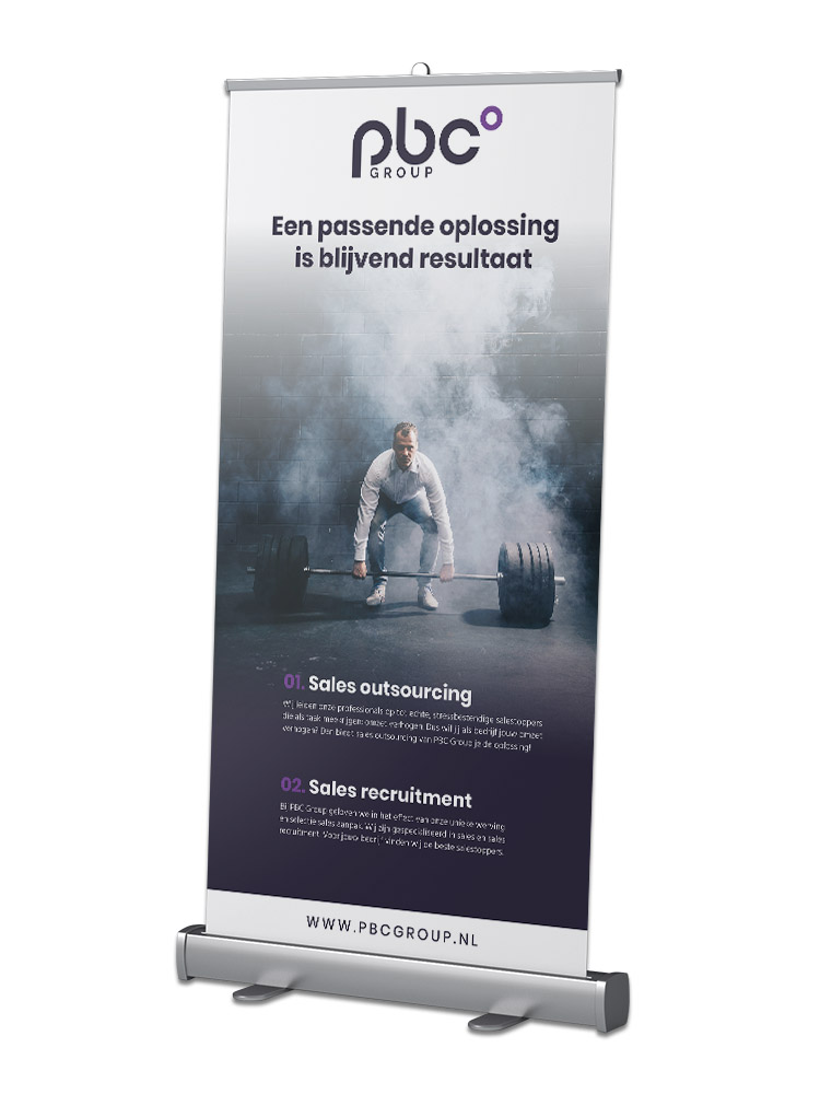 Banner ontwerp PBC Group