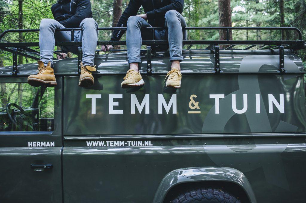 TEMM & TUIN - KOMMA